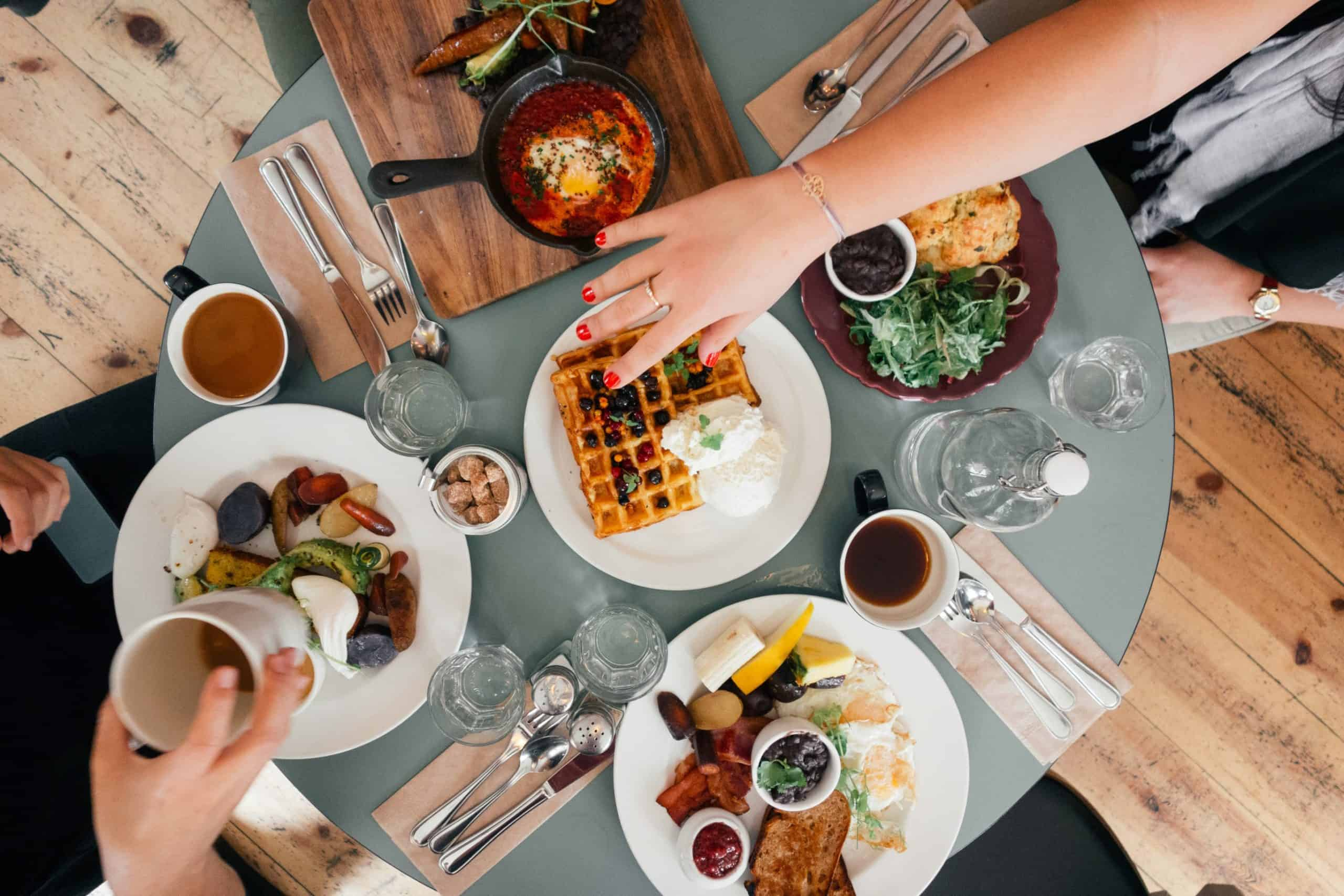 Top 40 Foodies Cooking Up A Storm On Social Media