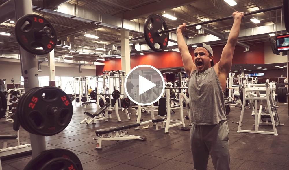You dont have to be who you are - Motivational Gym Video - vf2