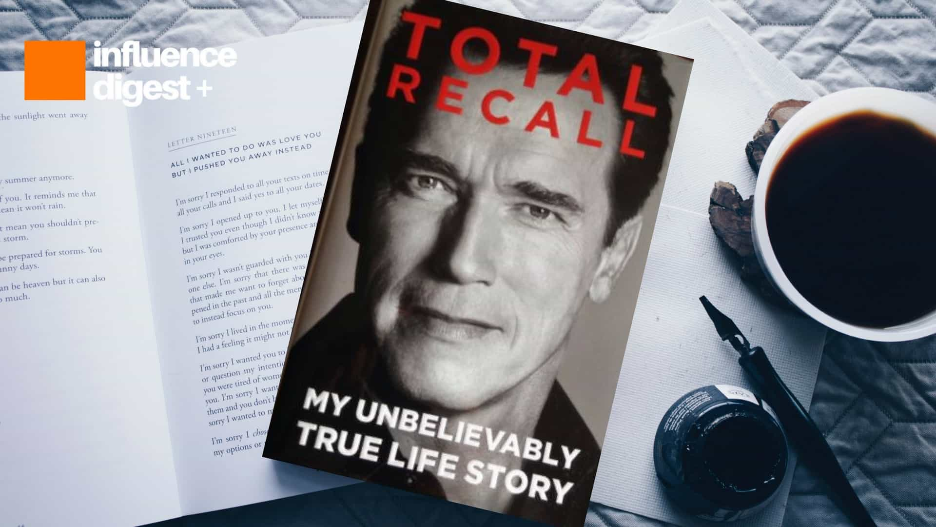 Arnold Schwarzenegger's - Total Recall (Book Review)