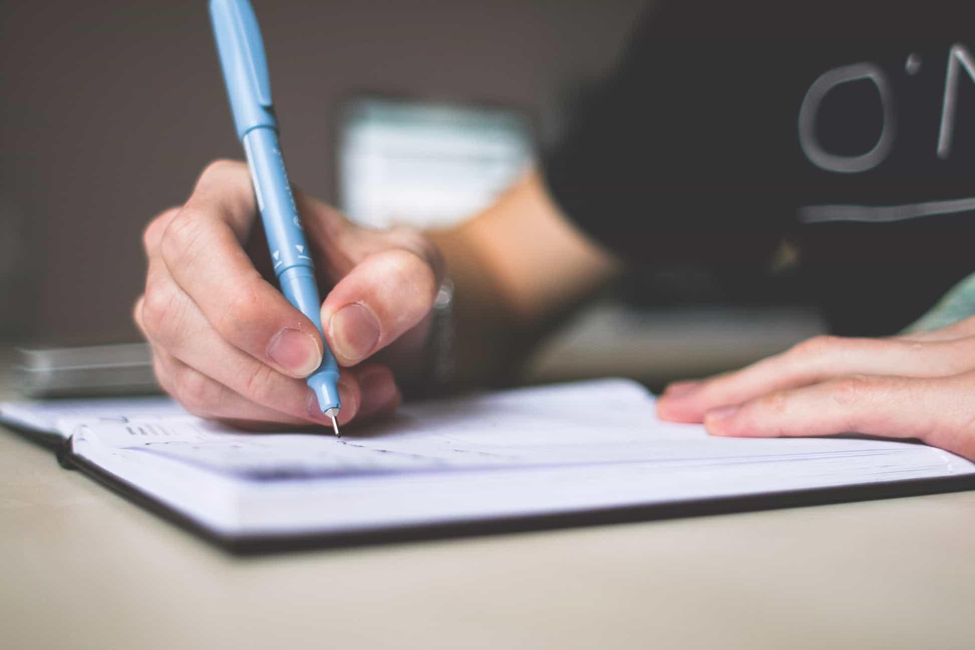 Practice The Art Of Grateful Writing
