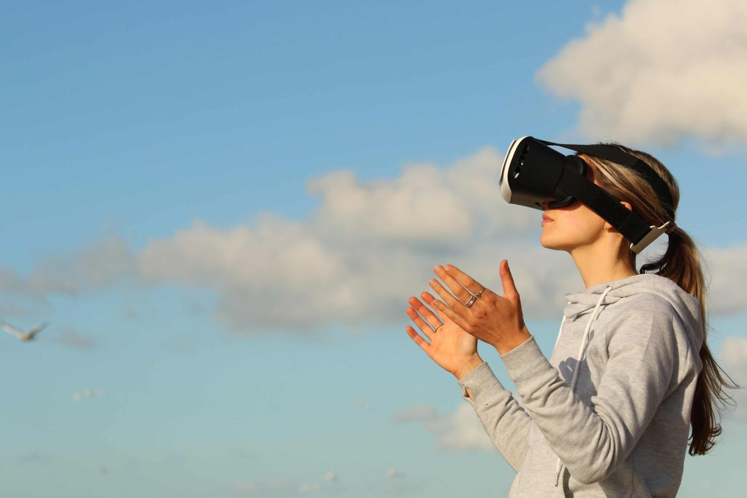 Can Virtual Reality Improve Mental Health?