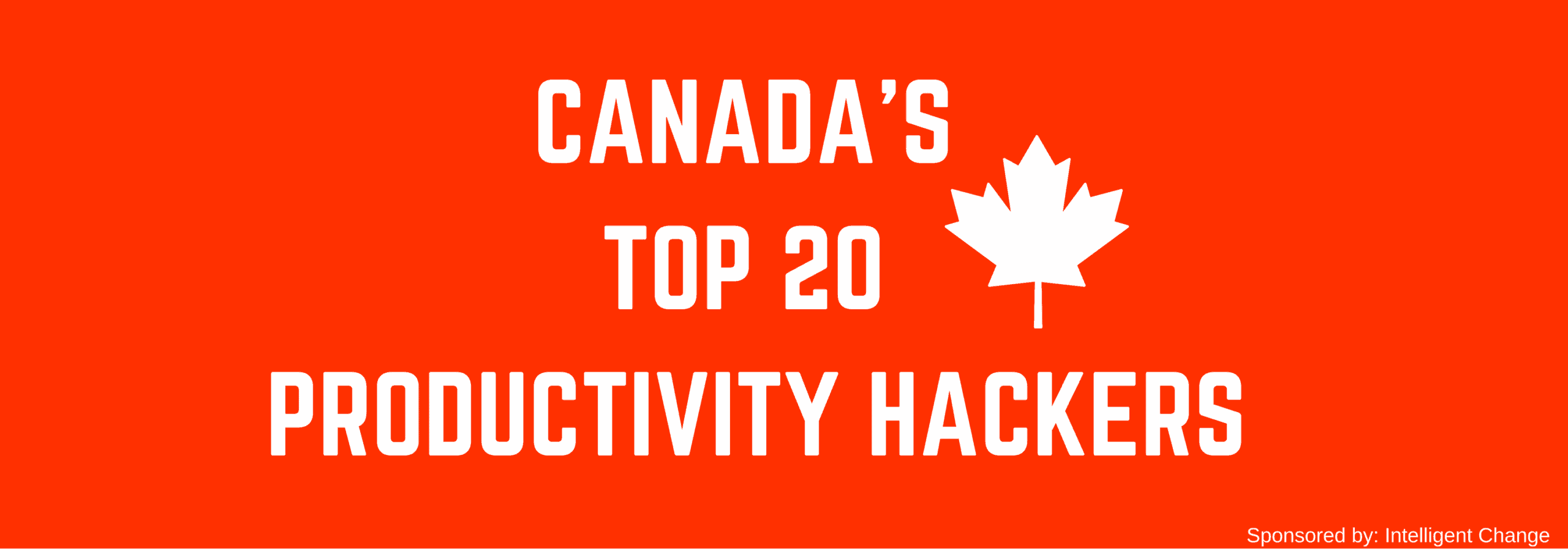 Canada's Top Productivity Hacker: Natu Myers